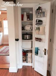 my new kitchen pantry kitchen organization lehman lane