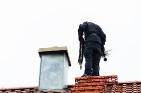 How To Clean Fireplace Chimney by How To Clean Your Own Chimney