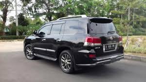 lexus di jakarta lexus lx570 facelift fsport nik2011 premium used car jakarta