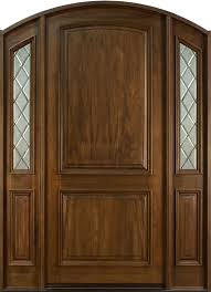Wooden French Doors Exterior by Wood Entry Doors From Doors For Builders Inc Solid Wood Entry