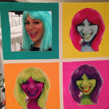Pop Art Halloween Costume Pop Art Halloween Costume Amanda Rose Zampelli Blog