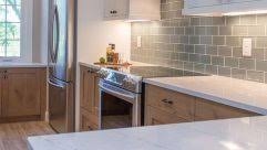 choosing the ideal backsplash for your kitchen countertops