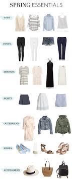 10 Must Summer Essentials How by Best 25 Summer Wardrobe Ideas On Summer Vacation