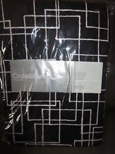 Marimekko Shower Curtains Crate U0026 Barrel Shower Curtains Ebay