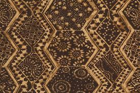 Black Drapery Fabric Richloom Batik Printed Cotton Drapery Fabric In Black Sea Dark Brown