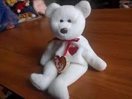 ty valentino ty valentino beanie baby misspelled origiinal ebay