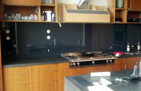 black backsplash in kitchen greatglazing kitchen black backsplashes glass magazine