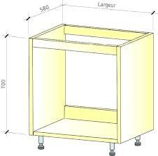 caisson de meuble de cuisine caisson cuisine 50 cm meuble cuisine profondeur 50 cm ikea pour