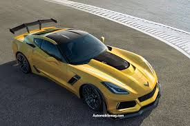 just corvette the release of the chevrolet corvette is just around the corner