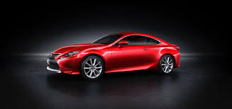 red lexus lexus rc coupe getting new red paint color autoevolution