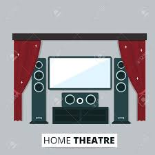 home theater curtains 568 home theatre system cliparts stock vector and royalty free