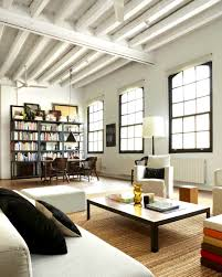 apartments captivating modern industrial living room rustic