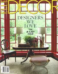 Home Decor Magazines List by Press U2014 Ann Holden Design