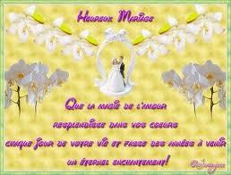 voeux de bonheur pour un mariage voeux de mariage des fleurs