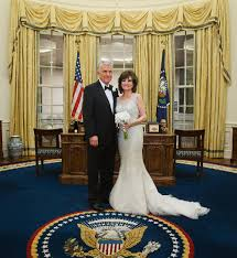 Inside The Oval Office Witt Chambers Wedding Disaster Proof Affair Unites A Friend Of