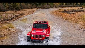 jeep bandit stock 2018 jeep wrangler rubicon off road test youtube