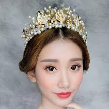 bridal accessories uk chenlvxie bridal hat with wedding hair accessories flower wedding