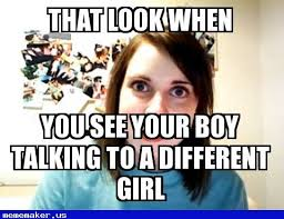 Attached Girlfriend Meme - 20 best overly attached girlfriend meme creator images on