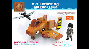 a 10 warthog wood plan set youtube