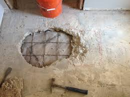 concrete what cement product should i use to fix a hole in my hole in the floor