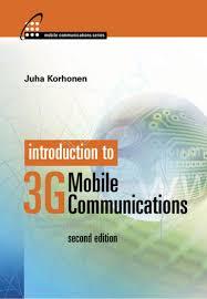 introduction to 3 g mobile communications juha korhonen