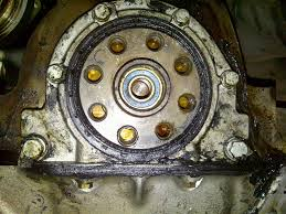what does a rear main seal leak cost to repair bluedevil products