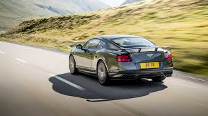 bentley supercar 2017 bentley continental supersports revealed with 700 hp and 750