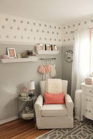 baby nursery 12th and white peach and gray nursery reveal ba