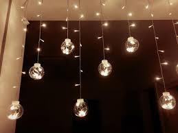 Curtain Christmas Lights Indoors 3m 120 Led Christmas Lights Indoor Curtain Fairy String Light