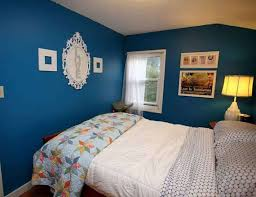 dark blue paint colors for small bedrooms choosing paint colors