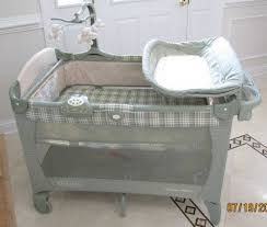Graco Pack And Play With Changing Table Graco Playpen With Bassinet And Changing Table Best Table Decoration