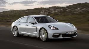 porsche car panamera a different shade of green 2018 porsche panamera 4 e hybrid