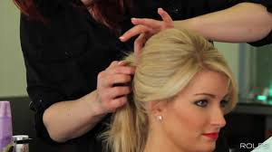 poof at the crown hairstyle create the perfect high volume ponytail in 7 easy steps youtube