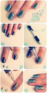 nail art nail art for short nails easy halloween diy designs