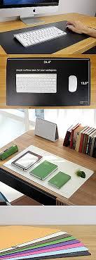 sous bureau personnalisable sous bureau personnalisable sous a4 simple en cuir