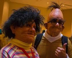Ernie Bert Halloween Costumes 10 Genuinely Freaky Halloween Costume Masterpieces 8 Wow U2014