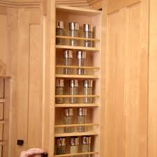 Slide Out Spice Racks For Kitchen Cabinets by Pantry And Food Storage Storage Solutions Custom Wood Products