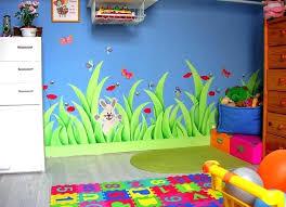 fresque murale chambre bébé fresque murale chambre fille peinture mur chambre bebe fille