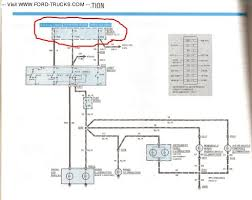 1987 e 350 econoline fuse box diagram ford truck enthusiasts forums