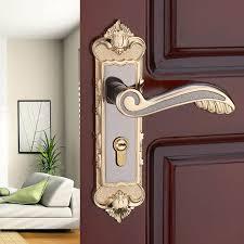 Bedroom Door Lock by Popular Wood Door Locks Buy Cheap Wood Door Locks Lots From China