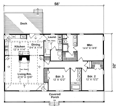 ranch style house plan 3 beds 2 00 baths 1792 sq ft plan 312 875
