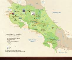 Map Costa Rica Maps And Directions The Springs Resort U0026 Spa Arenal Costa Rica
