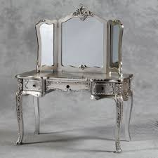 Antique Vanity Mirror Silver Antique Vanity With Mirror Doherty House Antique Vanity
