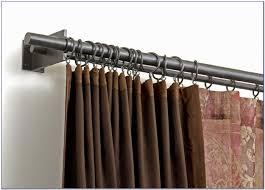 Double Rod Curtain Hardware Double Rod Curtain Hardware Curtain Home Design Ideas Xk7r8npr8r
