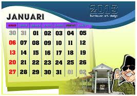 desain kalender meja keren membuat kalender meja dengan photoshop awas ada teo