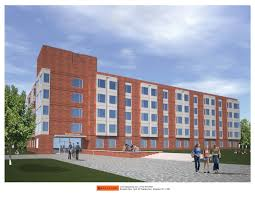 next level building the greenflex residence hall
