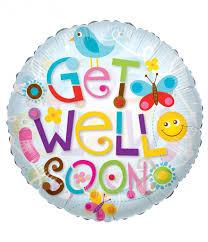 get well soon package get well soon balloon flowers dublin flowers ireland flower