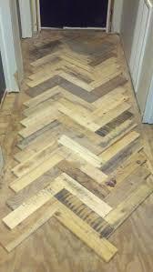 Pallet Of Laminate Flooring 41 Best Pallet Flooring Images On Pinterest Pallet Ideas Pallet