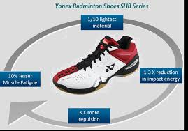 yonex badminton shoes shb series feel better and empowered