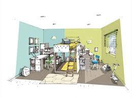 plan chambre bébé best agencement chambre enfant images antoniogarcia info
